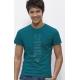 t shirt bio BE THE CHANGE imprimé en France artisan vêtement équitable vegan homme