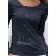 T-shirt bio GRAINES DU FUTUR manches longues imprimé en France artisan mode éthique équitable fairwear vegan