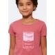 Bio-T-Shirt VEGAN vegane Kinderbekleidung nachhaltige Mode gedruckt in Frankreich Handwerker