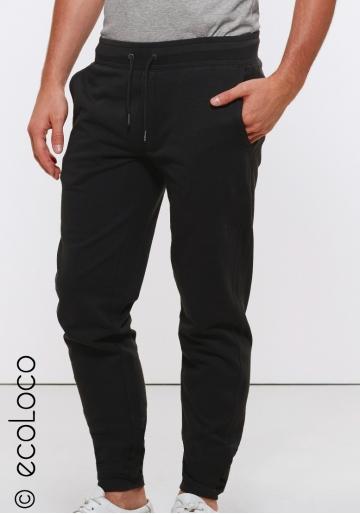 Pantalon cocooning coton bio ecoLoco vetement bio