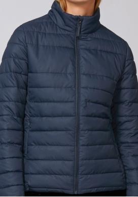 Wiederverwertete Daunenjacke ethische Mode fairwear vegane Bekleidung - Ecoloco