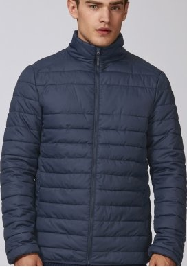 recycled puffy jacket ecowear - Ecoloco