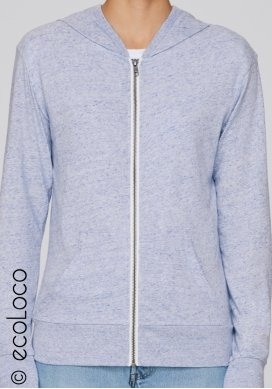 Organic light sweat shirt fairwear ecowear - Ecoloco