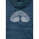 Sweatshirt bio RESPIRE mode éthique équitable fairwear imprimé en France artisan
