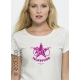 T-shirt bio VELORUTION imprimé en France artisan mode éthique faiwear vegan
