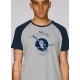Wind turbine organic  t shirt ecoLoco